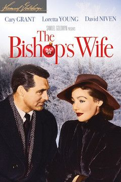 The Bishop's Wife movie poster.