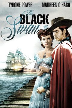 Poster for the movie The Black Swan