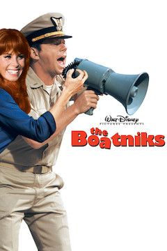 Poster for the movie The Boatniks