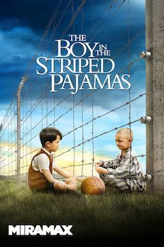 The Boy in the Striped Pajamas movie poster.