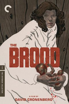 The Brood movie poster.
