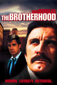 Poster for the movie The Brotherhood