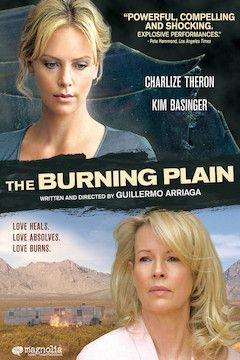 The Burning Plain movie poster.
