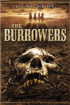 Poster for the movie The Burrowers
