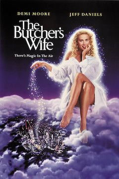 The Butcher's Wife movie poster.