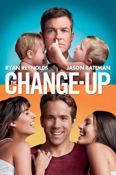 The Change-Up movie poster.