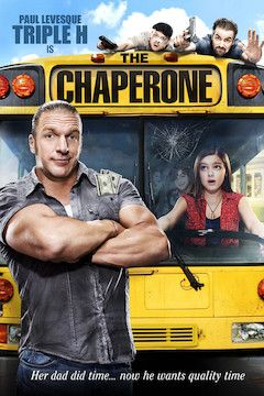 The Chaperone movie poster.