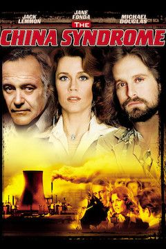 The China Syndrome movie poster.