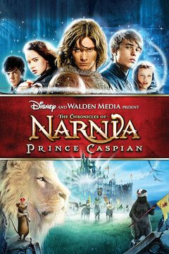 The Chronicles of Narnia: Prince Caspian movie poster.