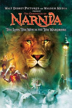 The Chronicles of Narnia: The Lion, the Witch and the Wardrobe movie poster.