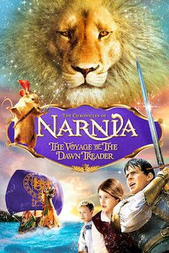 The Chronicles of Narnia: The Voyage of the Dawn Treader movie poster.