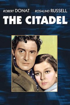 The Citadel movie poster.