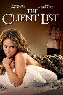 The Client List movie poster.
