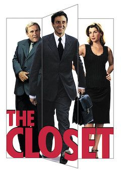 Poster for the movie The Closet