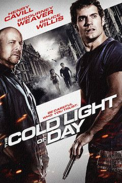 The Cold Light of Day movie poster.