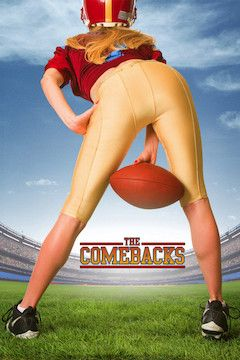 Poster for the movie The Comebacks