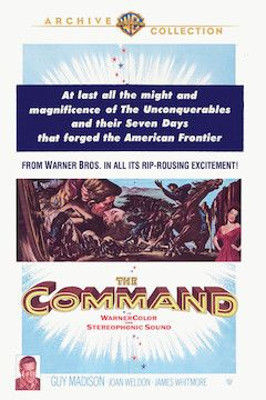 The Command movie poster.