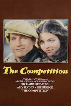 The Competition movie poster.
