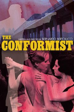 The Conformist movie poster.