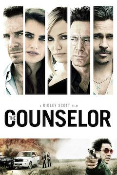 The Counselor movie poster.