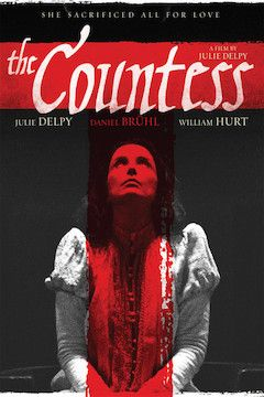 The Countess movie poster.