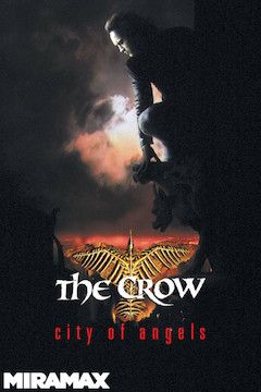 The Crow: City of Angels movie poster.