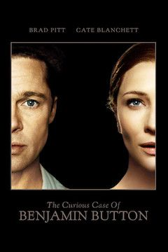 The Curious Case of Benjamin Button movie poster.