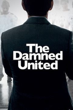 The Damned United movie poster.
