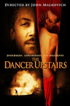 The Dancer Upstairs movie poster.