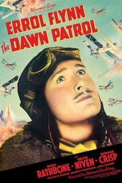 The Dawn Patrol movie poster.