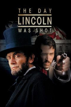 The Day Lincoln Was Shot movie poster.