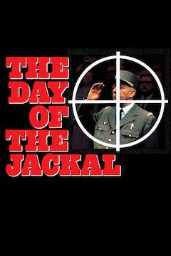 The Day of the Jackal movie poster.