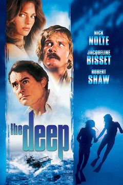 Poster for the movie The Deep