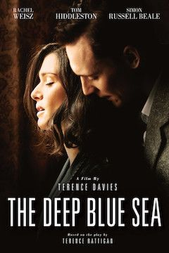 The Deep Blue Sea movie poster.