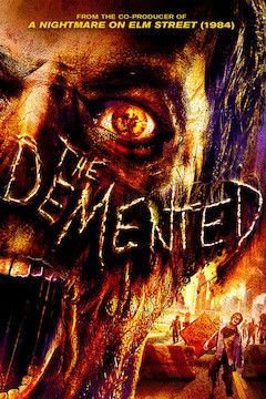 The Demented movie poster.
