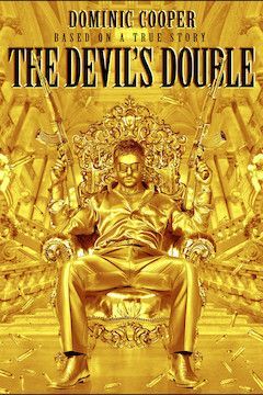 The Devil's Double movie poster.