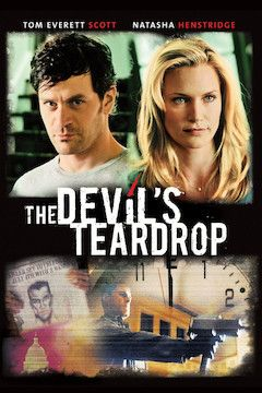 Poster for the movie The Devil's Teardrop