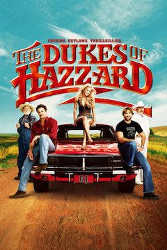The Dukes of Hazzard movie poster.