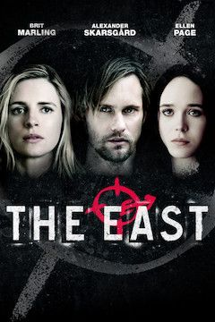 The East movie poster.