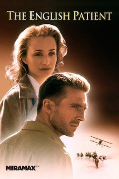 The English Patient movie poster.