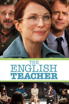 The English Teacher movie poster.