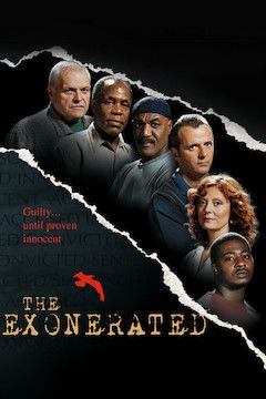 The Exonerated movie poster.