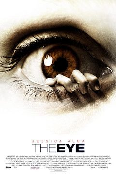 The Eye movie poster.
