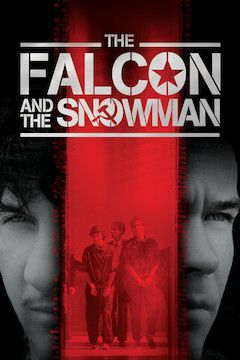 The Falcon and the Snowman movie poster.