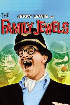 The Family Jewels movie poster.