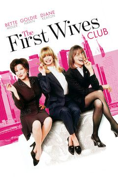 The First Wives Club movie poster.