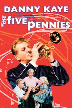 The Five Pennies movie poster.