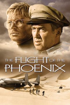 The Flight of the Phoenix movie poster.