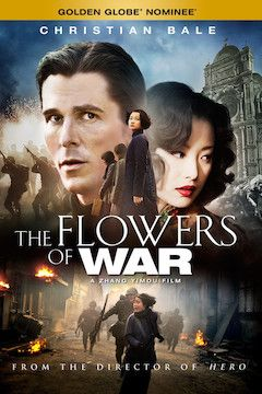 Poster for the movie The Flowers of War