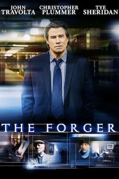 Poster for the movie The Forger
